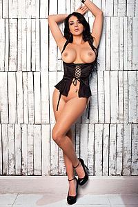 Aleira Avendaño Porno aleira avendano exposes her big boobs and juicy booty
