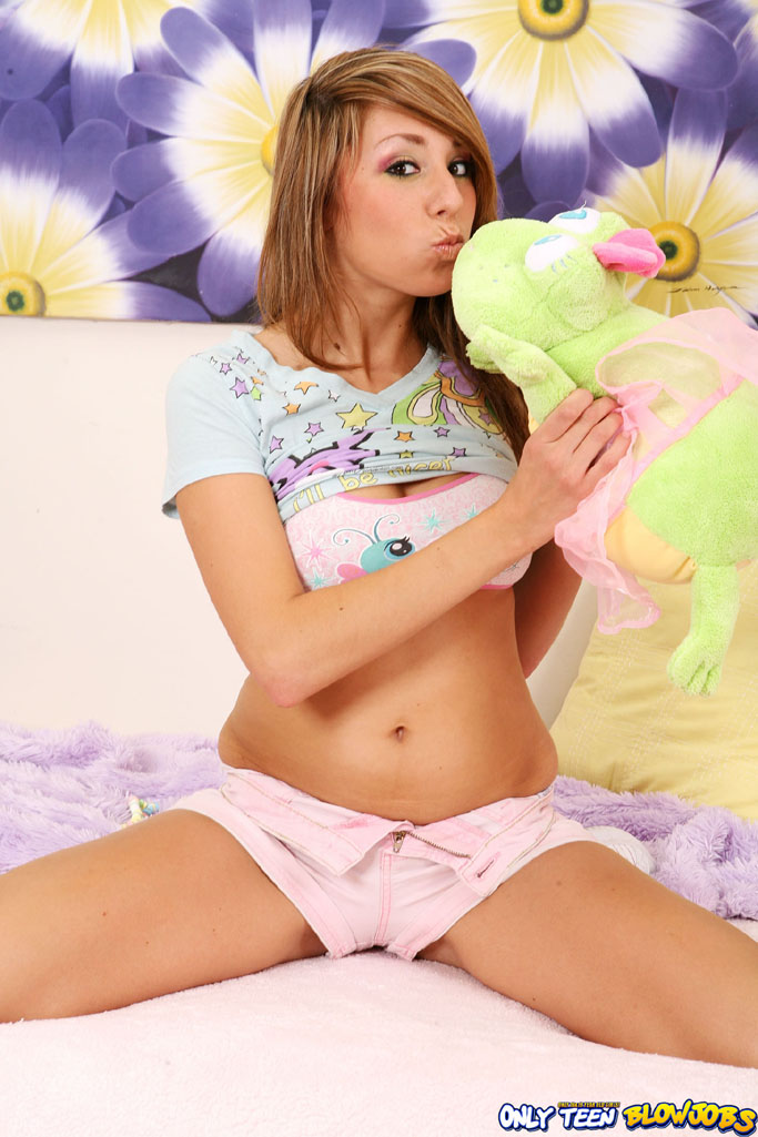 Have thought teen only blowjobs hall allyssa think, that