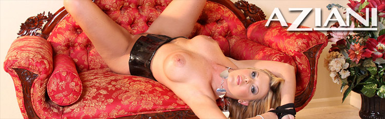 Join Aziani to Watch the Full length Video now!