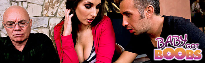 Paige Turnah wants him to poke her face at the poker game. Click Here to watch the full scene at Baby Got Boobs now!