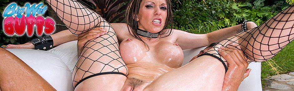 Big ass anal drilling (mature)
