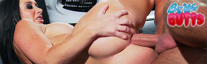 Jayden Jaymes gets her tight little asshole tuned up. Click Here to watch the full scene at Big Wet Butts now!