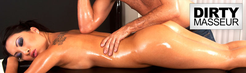 Samantha Saint gets a sensual massage with a happy ending. Click Here to watch the full scene at Dirty Masseur now!
