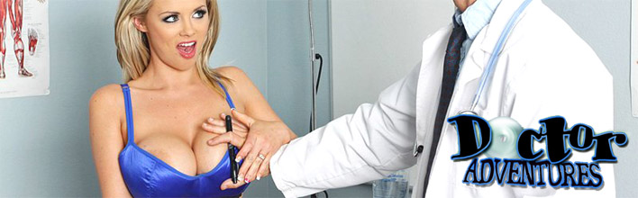 Katie Kox has got an insatiable hunger for the doctor's cock. Click Here to watch the full scene at Doctor Adventures now!