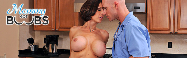 McKenzie Lee is one dirty filthy cock hungry whore. Click Here to watch the full scene at Mommy Got Boobs now!