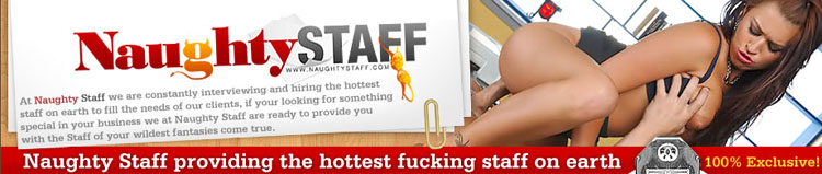 The exclusive home of the hottest staffing agency on Earth!