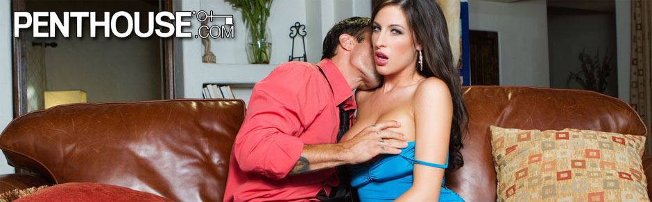 Kortney Kane wraps her juicy pussy around his throbbing cock. Click Here to watch the full scene at Penthouse now!