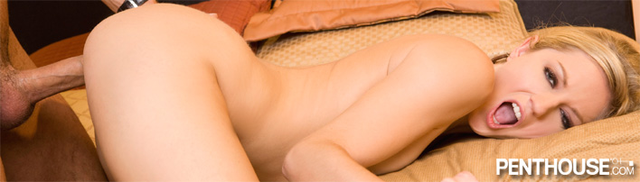 EXCLUSIVE PENTHOUSE PET PICTORIALS AND VIDEOS