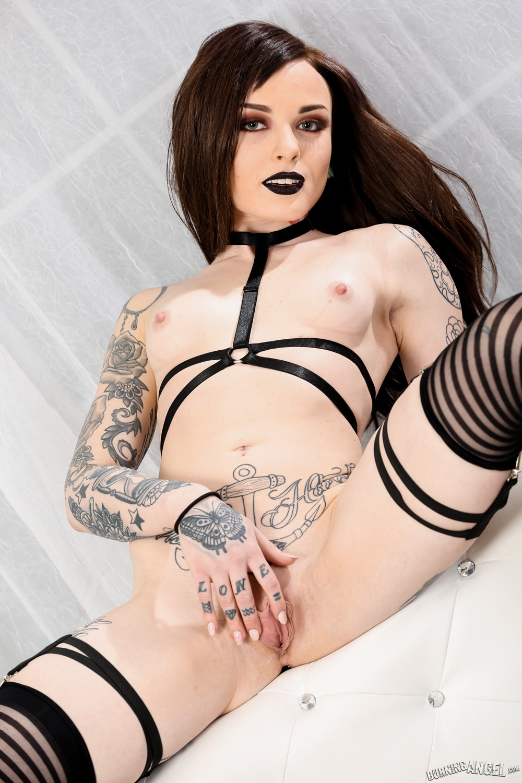 Gothic girls pussy, racist girls fucking