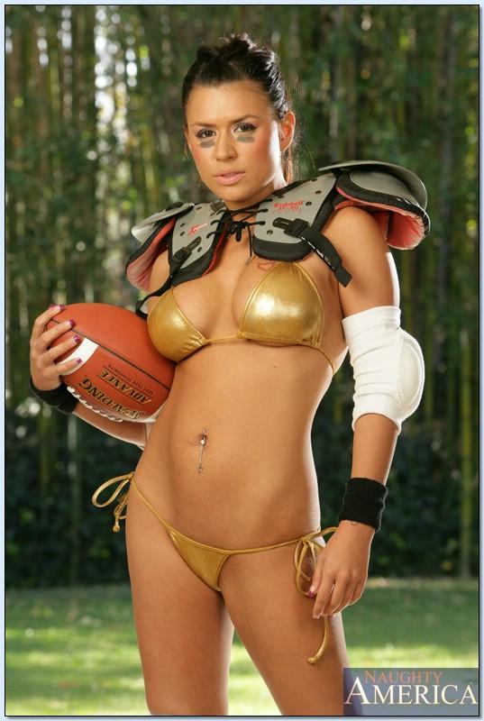 football gear porn