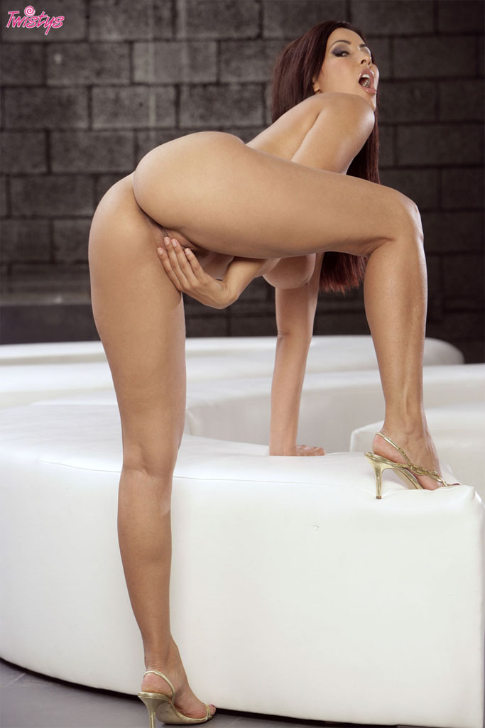 Schwarzer porn star pink