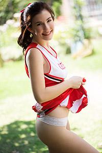 Penthouse jenna reid cheerleader