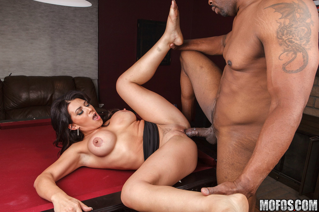 Leena sky interracial