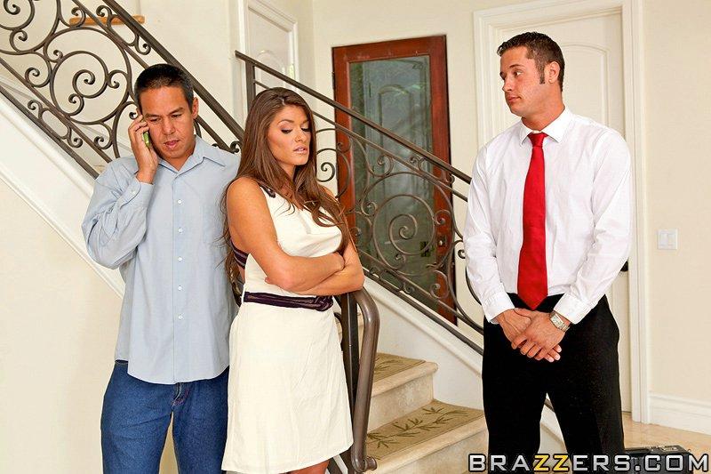 Cheating Wife Fucks Friend