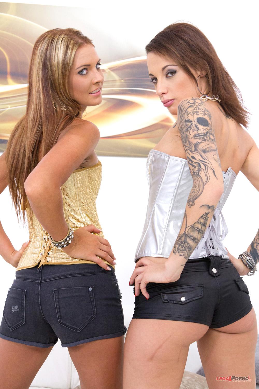 Nikita Porn Actress nikita bellucci and timea bella getting double penetrated