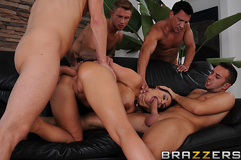 Phoenix Marie Gets Fucked Hard By Four Dudes-8880