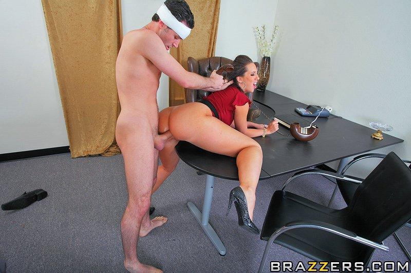 Секретаршу Связали Порно