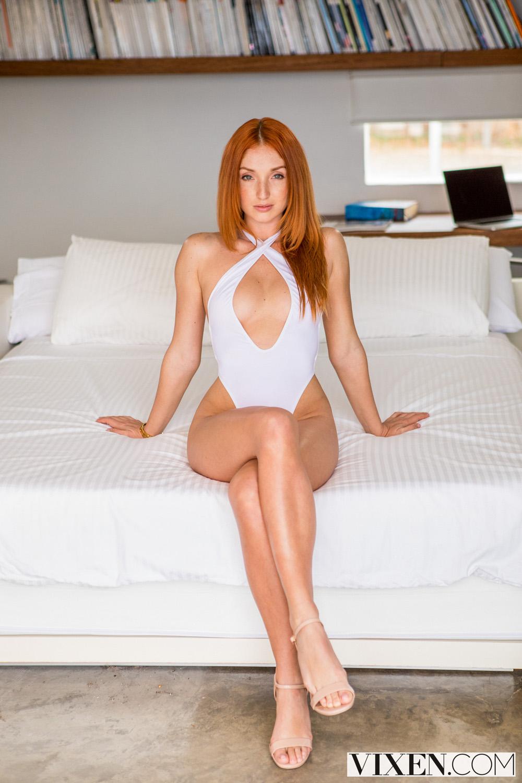 Vixen pornstar redhead
