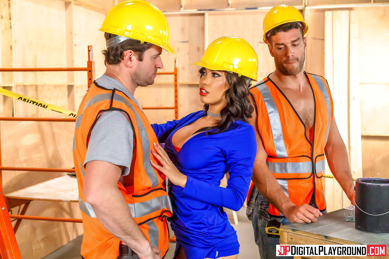 Construction worker porn