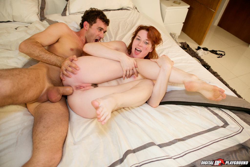 Harmony rose takes asshole reaming 1