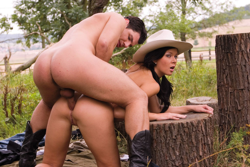 Out in the country sex