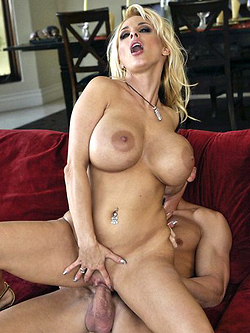 Holly Halston enjoys a royal fucking on her day off