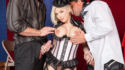 Britney Amber in Standing Ovation For Britney