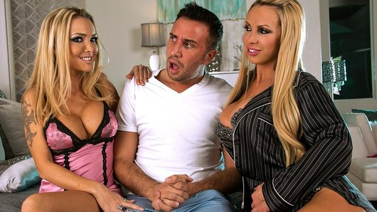 Devon in Dreamy Milf Threesome