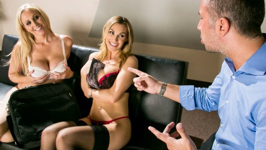 Julia Ann in Double Your Pleasure