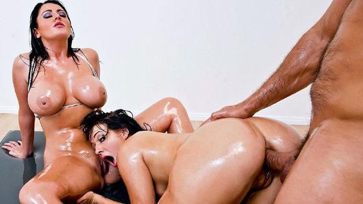 Sophie Dee in A Totally Epic Threesome
