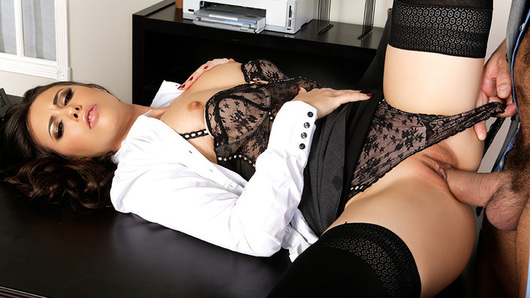 Casey Calvert in Naughty Office