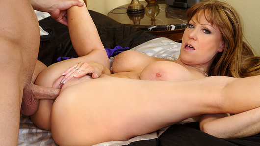 Darla Crane in Seduced by a cougar