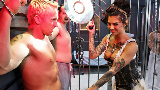 Bonnie Rotten in Dr. Rotten's Erotic Experiments