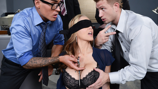 Julia Ann in Work Hard...Fuck Hard