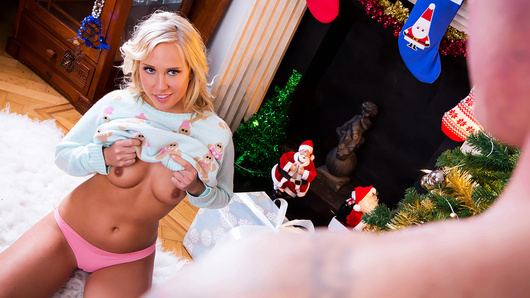 Carla Cox in Cumming Home For Christmas! Part Two