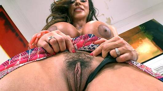 Ariella Ferrera is a sexy Milf with huge tits and an appetite for dick. She loves to get fucked hardcore. She wants lots of hardcore pounding action and multiple orgasms.  Ariella pleasured herself on the couch with a vibrating dildo, making herself cum even before the action started. Jessy Jones couldn't wait to get a taste of the action, licking that pussy juice up. Then he gave her what she came for... Jessy pounded her good from all angles, making that pussy orgasm multiple times. He had Ariella's body shaking like crazy. This video is a must see!