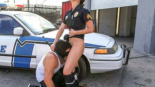 Molly Jane in Cock Pursuit