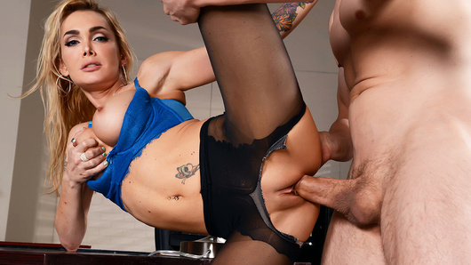 Devon in Sharing The Secretary