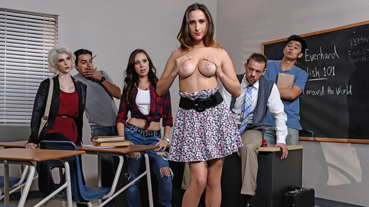 Ashley Adams in Pretty Little Bitches Part One