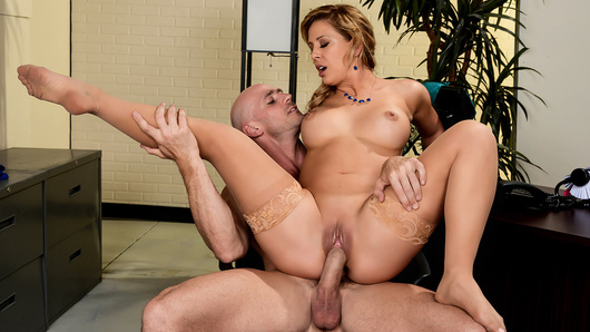 Cherie Deville in Getting Laid Off