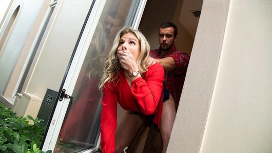 Cory Chase in Thanks for Giving