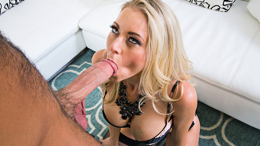 Katie Morgan: When my husband first brought up the idea that he wanted to see me fuck other men, I competently dismissed it. After some thinking, I became more and more turned on by the thought of it, so tonight I'm fulfilling my husband's fantasy by fucking my co-worker!