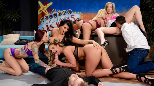 Marsha May in The Late Night Orgy