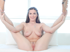 Watch a real casting video preview starring Molly Jane, courtesy of Casting Couch X!