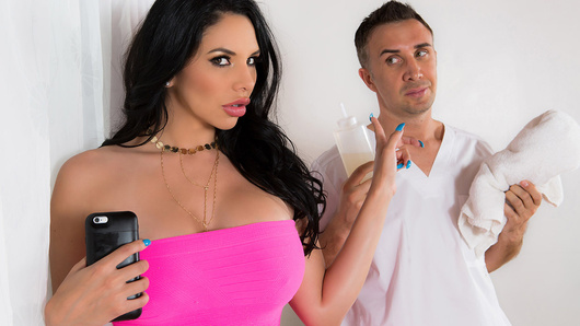 Missy Martinez in Not Another Happy Ending