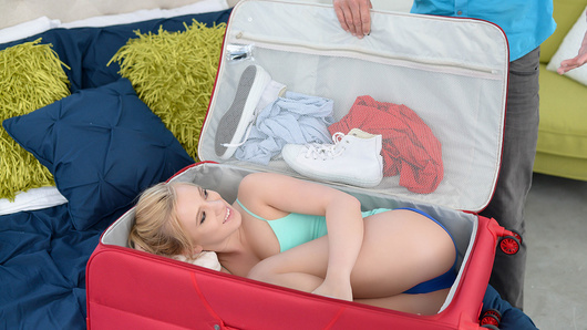 Bailey Brooke in The Stowaway