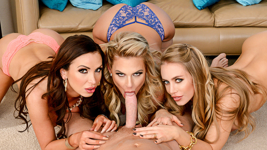 Nicole Aniston in Naughty Rich Girls