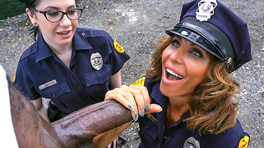Lyla Lali in You Don't Fuck The Law