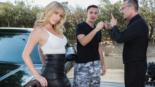 Brett Rossi in Have You Seen The Valet