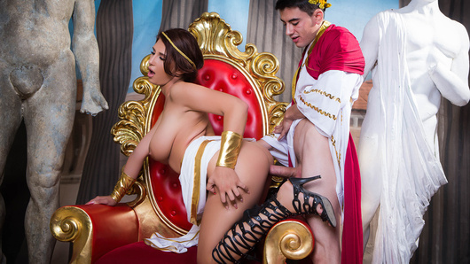 Ayda Swinger in Big Tits In History: Part 2